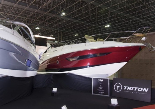 triton 380 2x 300 hp  ñ sedna 380 evolve phantom 400 sessa