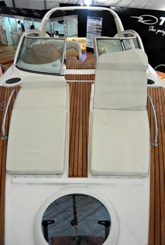 triton 380 2xdiesel 270 - ñ bayliner 350 phantom 365 360