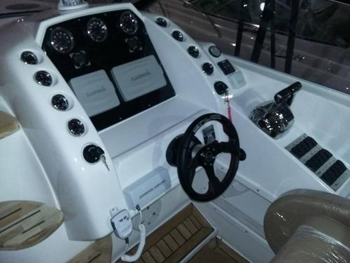 triton 380 2xdiesel 270hp - ñ phantom 360 365 cimitarra