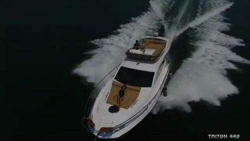 triton 440 fly diesel ñ sessa 40 / phantom / azimut 42