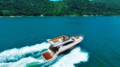 triton 460 fly + d6 370hp - sessa 40 / phantom / azimut