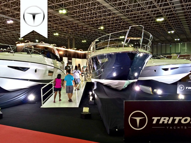triton 500 ht + parelha 370hp full phantom 470 sessa 420