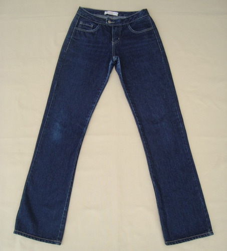 triton - calça jeans - tam 36 - tradicional - feminina