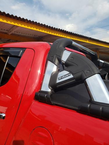 triton hpe diesel 4x4 aut diferenciada.