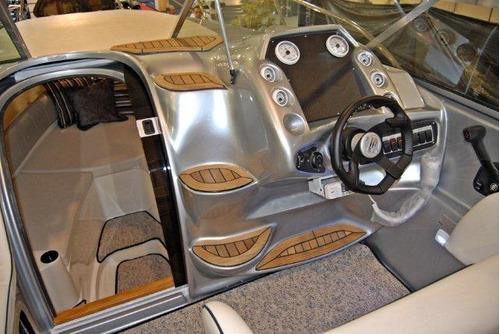 triton i275 + 250 hp - ñ focker ventura fs 265 fibrafort