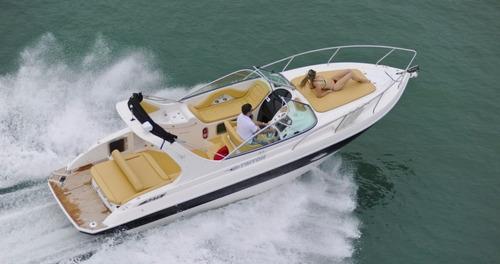 triton i275 + 4.5 250 hp - focker 265