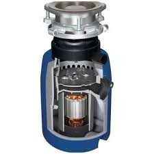 triturador de desperdicios frigidaire 1/2 hp grindpro