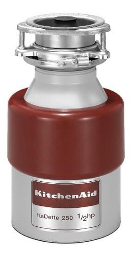 triturador de desperdicios kitchenaid kcdb250g 1/2 hp
