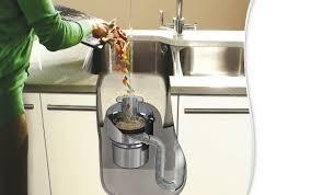 triturador de resid. alimentos-cocina-in sink erator mod.55