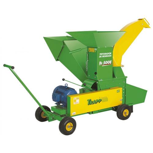 triturador de resíduos tr 500e 15cv trif 220/380v -trapp