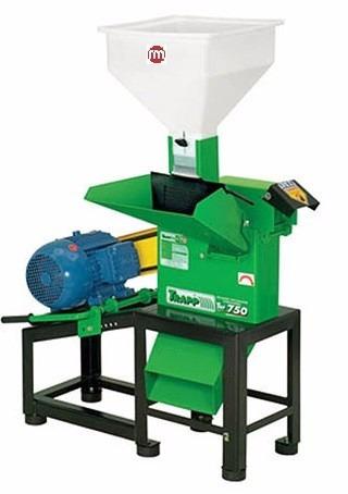 triturador forrag trf750 7,5cv trif 220/380v completo trapp