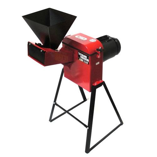 triturador forrageiro 105 1,5cv milho, cana, capim, picador