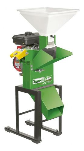 triturador forrageiro gasolina trf-80g junior 3,5 hp trapp