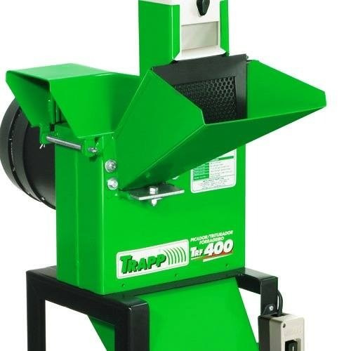 triturador forrageiro trapp trf-400 - 2cv trifasico 380v