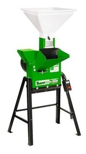 triturador forrageiro trapp trf 400f 220v mono motor 3cv
