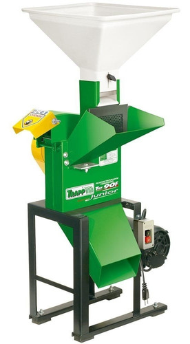 triturador forrageiro trapp trf-90 2,0cv monofásico 220v