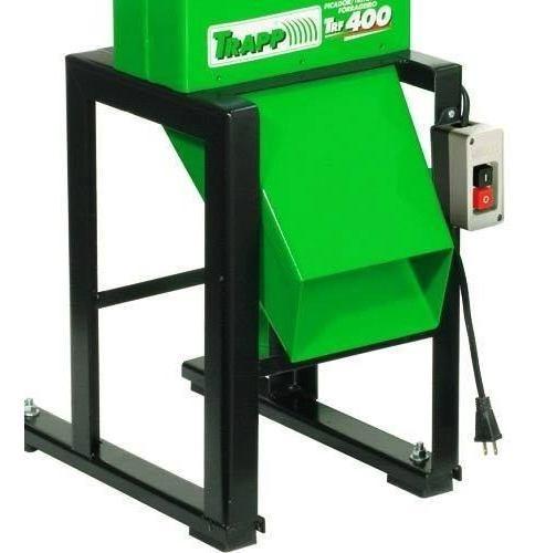 triturador forrageiro trapp trf400 super 3cv  sem juros