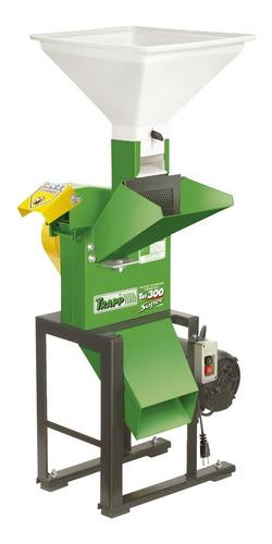 triturador forrageiro trf-300 3cv mono bivolt trapp