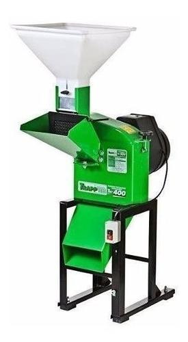 triturador forrageiro trf400 super 2cv bivolt 10 martelos