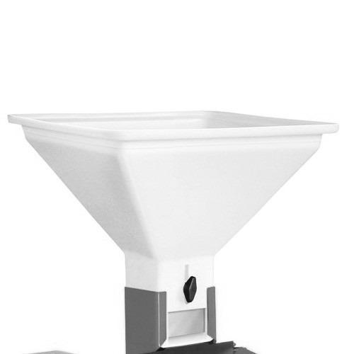 triturador forrageiro trf400f 2.0cv trifásico  220v trapp