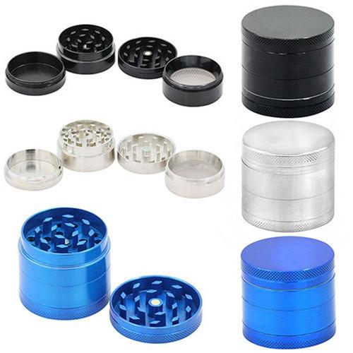 triturador / grinder / desmu / metal 4cmm diámetro