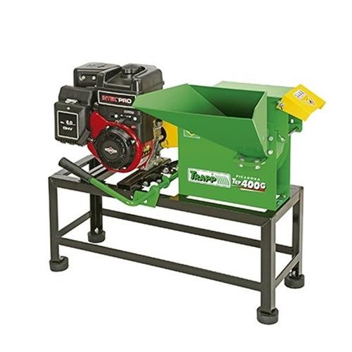 triturador picador de capim, ração verde  trapp gasolina 6hp