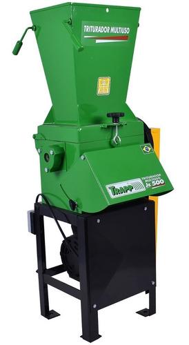 triturador picador jk-500 palmas trif. 3cv 220/380v trapp