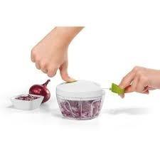 triturador picador manual alho cebola vinagrete alimentos