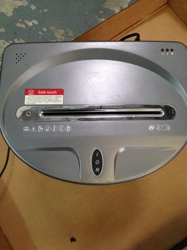 trituradora cifra 810c (falta 1 engranaje plastico)