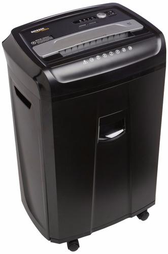 trituradora de papel 24 hojas papel,cd,tarjetas+envio gratis