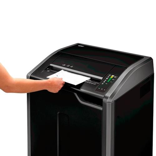 trituradora de papel 485ci corte cruzado nivel seguridad 4