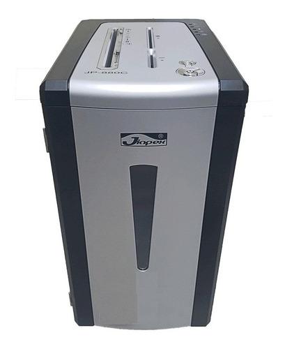 trituradora de papel marca jinpex modelo jp-880c