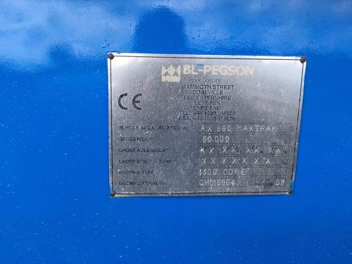 trituradora de piedra de cono 1300 maxtrak