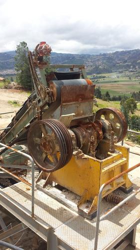 trituradora de piedra(secundaria)cintatransportadora,zaranda