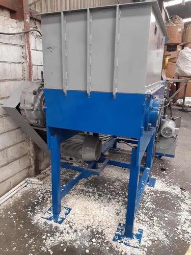 trituradora de purga de plastico