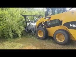 trituradora desmalezadora forestal fae para minicargadora