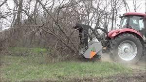 trituradora desmalezadora forestal fae para renovales