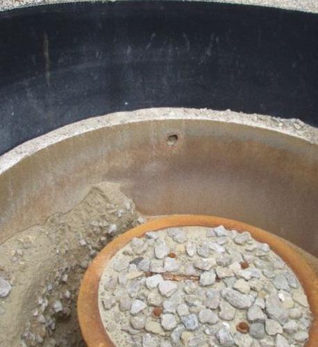 trituradora o quebradora d piedra, cono symons std 4.25 pies