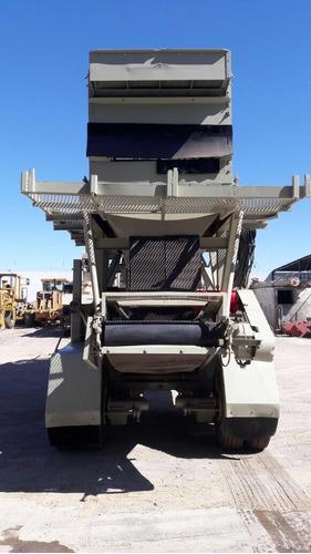 trituradora quebradora de piedra cedarapids  eljay rc54 cono