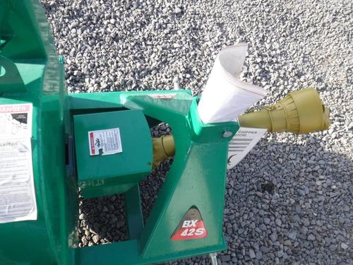 trituradora ramas arboles astilladora moledora madera f13508