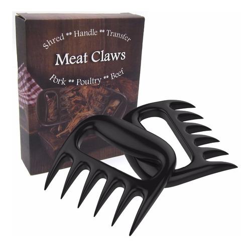 trituradoras de carne garras de oso barbacoa utensilio x2