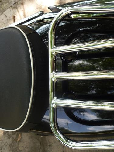 triumph boneville scrambler carburada 2006