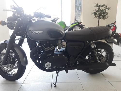 triumph boneville t120 black black