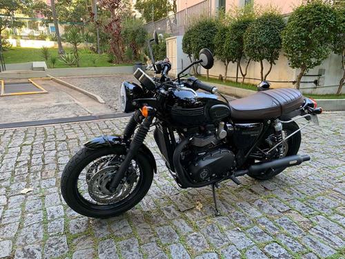 triumph bonnevile 1200 t120 black