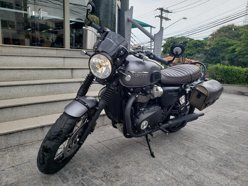 triumph bonneville t-120 black