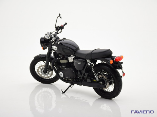 triumph bonneville t100 black