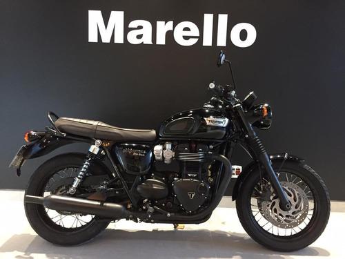 triumph bonneville t120 black - harley davidson 883 iron (g)