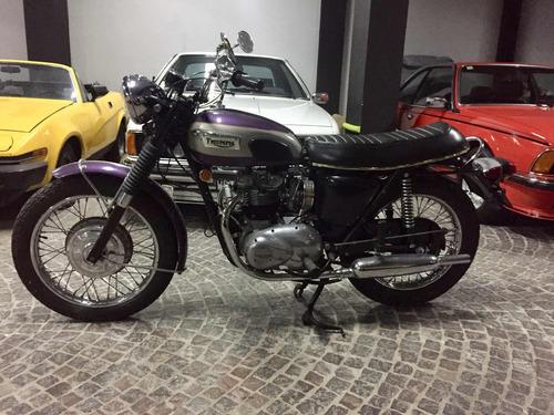 triumph daytona 500 1971