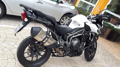 triumph explorer tiger 1200 xr