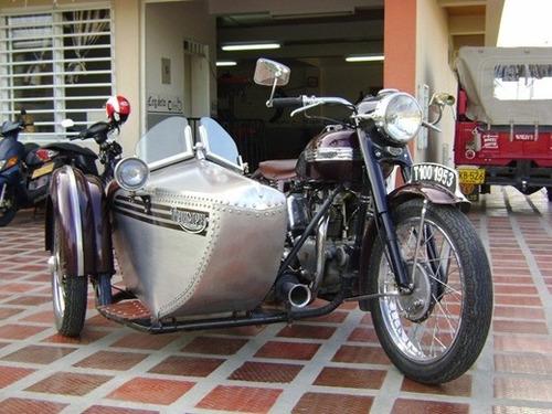 triumph modelo moto